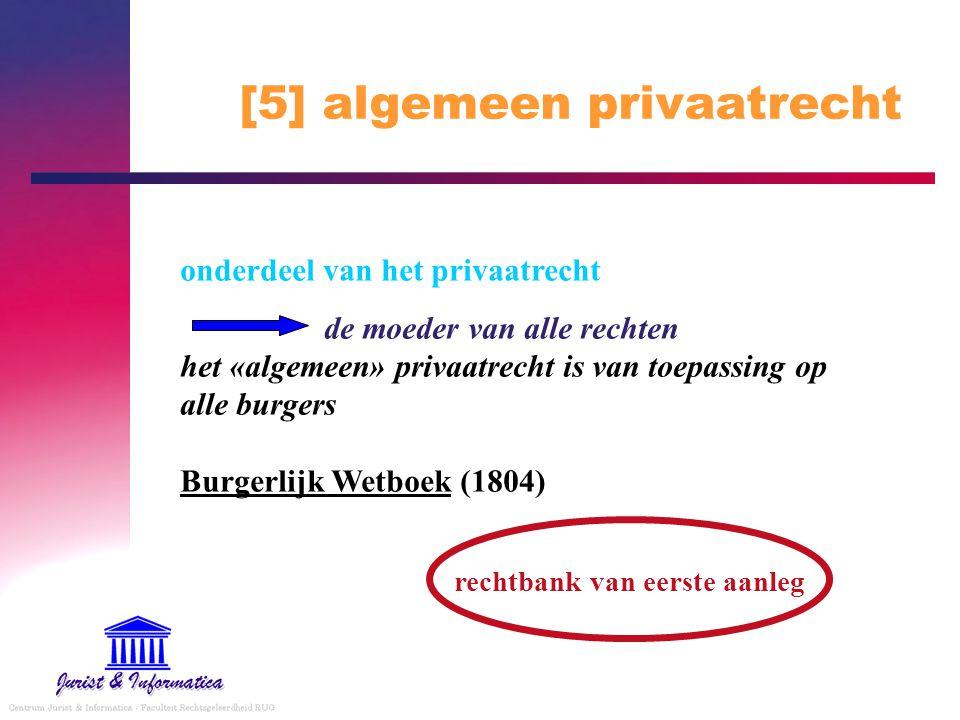 [5] algemeen privaatrecht